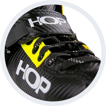 HOP ASYMETRIC BOOTS